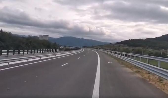 Lotul 4 al autostrăzii Lugoj-Deva, dat în circulaţie