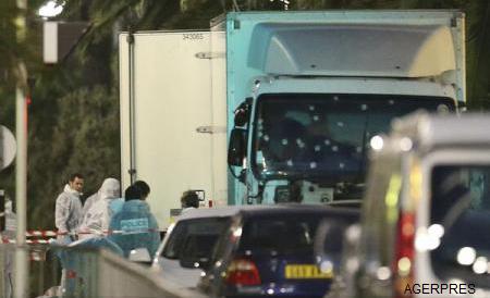 MAE: Doi români răniți în atentatul de la Nisa