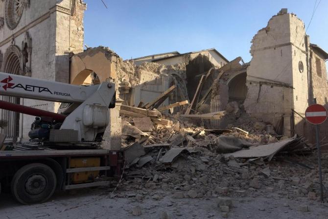 MAE: Un român decedat în Italia, la 24 de ore după cutremur; cauza morții urmează a fi stabilită