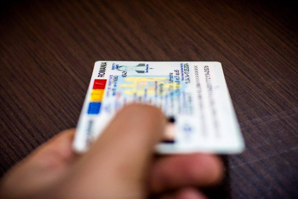 MAI: Proiect de lege - Cartea electronică de identitate