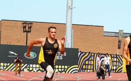MApN: Maiorul Laurențiu Șerban, medalie de bronz la jocurile paralimpice Invictus 2017