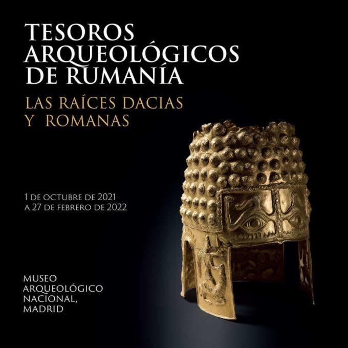 MNIR: Expoziţia ''Tezaure arheologice din România'' - vernisată joi la Muzeul Naţional de Arheologie din Madrid
