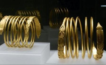 """MNIR: Expoziția """"Aurul și argintul antic al României"""", în perioada 12 iulie - 15 octombrie, la Debrecen"""