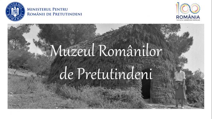 MRP a lansat la Roma platforma online a Muzeului Românilor de Pretutindeni