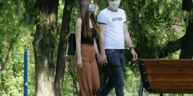 Madridul introduce purtarea obligatorie a măştii
