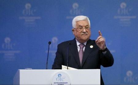 Mahmoud Abbas va cere ţărilor Uniunii Europene să recunoască statul Palestina în interiorul frontierelor din 1967