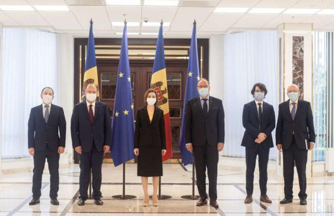 Maia Sandu: Avem ocazia să construim un parteneriat puternic, reciproc avantajos între Republica Moldova şi România
