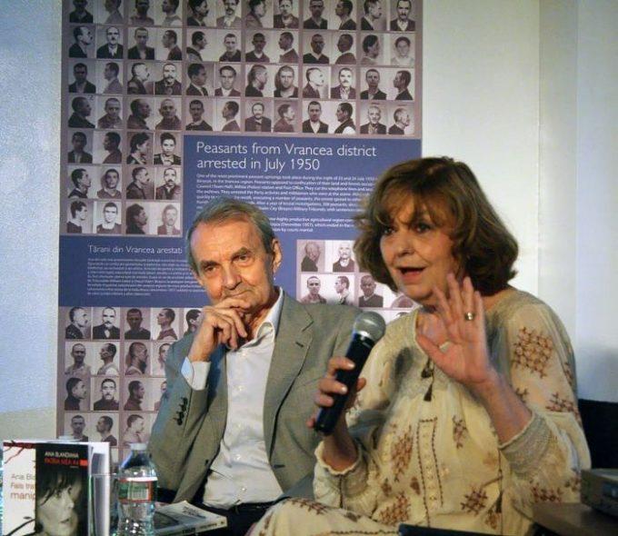 Maramureş: Ana Blandiana, cetăţean de onoare al judeţului, pentru realizarea Memorialului Victimelor de la Sighet