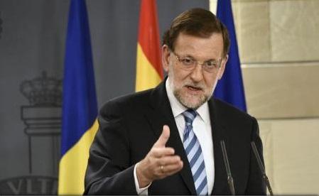 Mariano Rajoy: Spania nu va fi divizată, unitatea sa națională va fi apărată