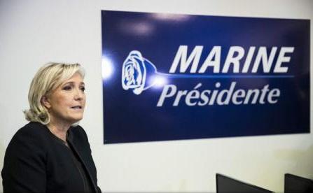 Marine Le Pen promite un referendum pentru ieșirea din UE, în cazul în care va deveni președintele Franței