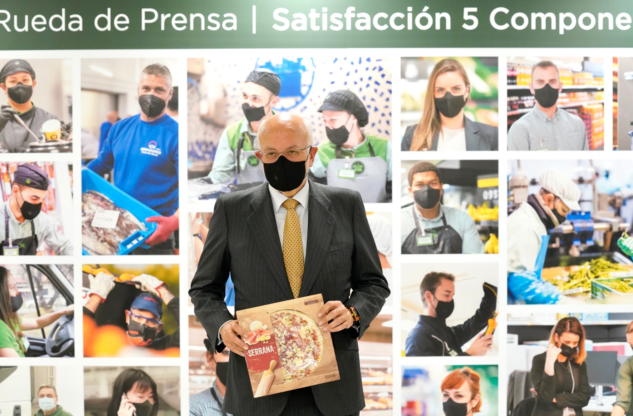 Mercadona a creat 5.000 de noi locuri de muncă în 2020 1