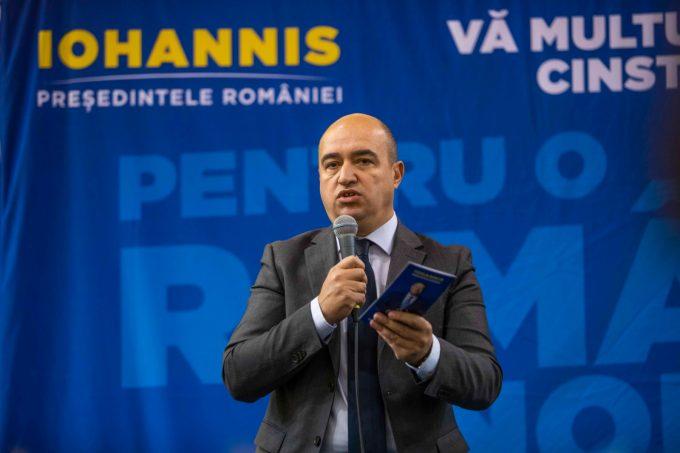 Mihai Barbu: Votăm pentru o Românie educată, modernă și fără corupție