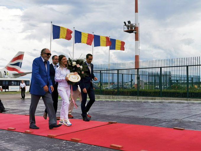 Mihai Covaliu şi-a dat acordul pentru ca Simona Halep să fie portdrapelul României la JO de la Tokyo