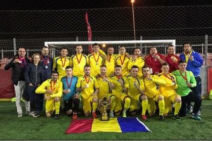 Minifotbal: România a câștigat Turneul Campionilor, din Tunisia