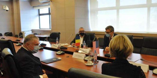 Ministerul Economiei: Eximbank USA ar putea finanţa investiţii în energie în România, inclusiv extracţia gazelor din Marea Neagră