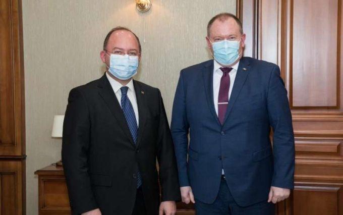 Ministrul Aurescu, la Chişinău - a subliniat importanţa continuării parcursului european al Republicii Moldova