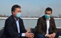 Ministrul Mediului a inaugurat o navă dedicată turismului transfrontalier în Deltă: Sunt un iubitor al zonei