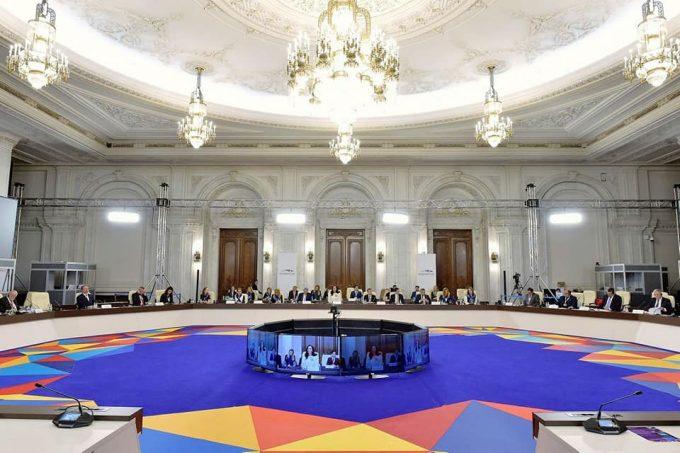 Ministrul Natalia Elena Intotero a prezidat prima reuniune informală la nivel ministerial în domeniul politicilor pentru diaspora
