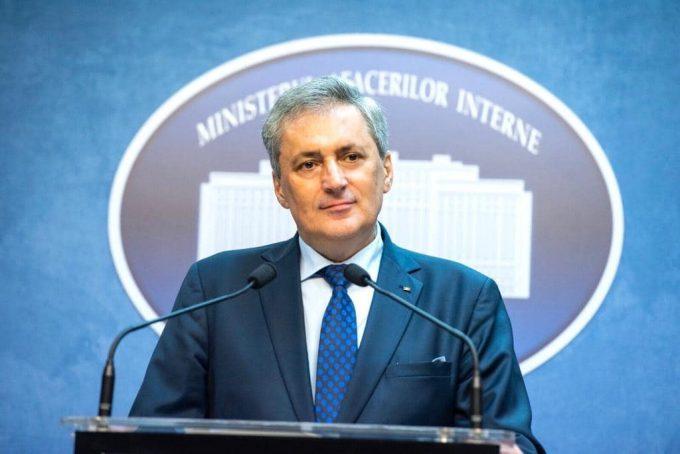 Ministrul de Interne spune că nu au fost ameninţate instituţii ale statului la protestele din 10 august 2018