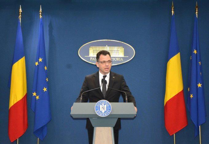 Ministrul interimar pentru Românii de Pretutindeni, Ștefan Radu Oprea - declarații despre românii din Austria