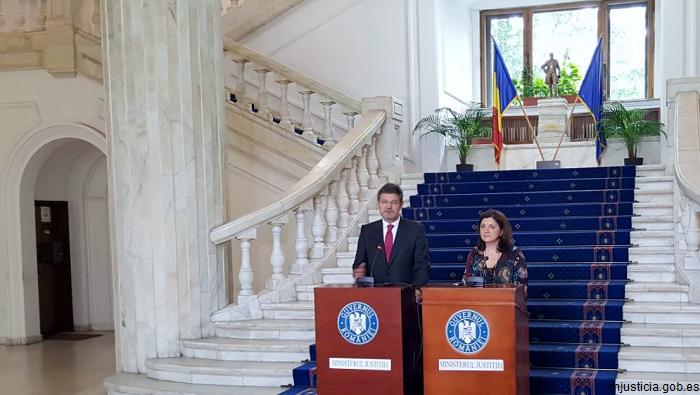 Ministrul spaniol al Justiției: Comunitatea românească reprezintă un exemplu de integrare și participare la viața socială și economică a Spaniei