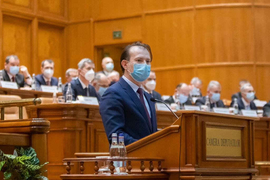 Moţiunea de cenzură iniţiată de PSD - adoptată de Parlament; Guvernul Cîţu - demis (oficial)