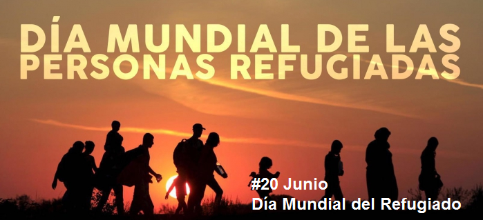 Movilizaciones por todo el país por el Día Mundial del Refugiado (20 de junio)