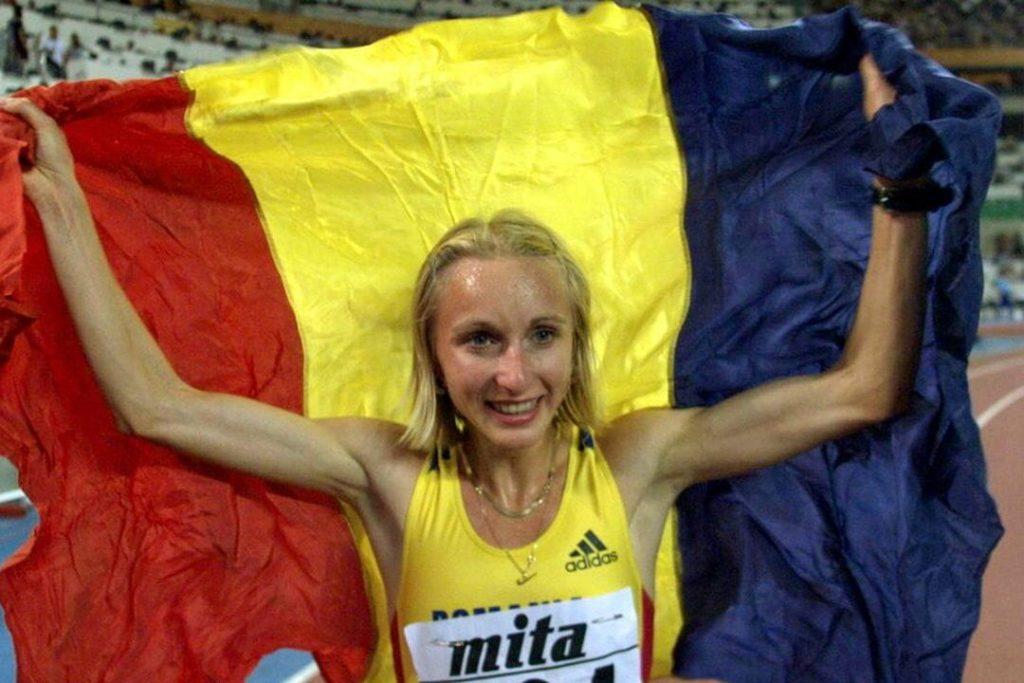 Multipla campioană la atletism Gabriela Szabo, prima campioană olimpică la semifond din atletismul românesc