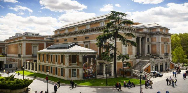 Muzeul Naţional Prado iese în stradă la Timişoara