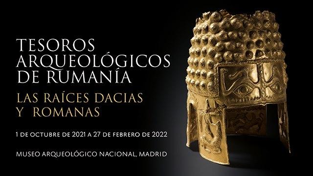 """Muzeul Național de Arheologie din Madrid va găzdui expoziția """"Tezaure arheologice din România. Rădăcini dacice și romane"""""""