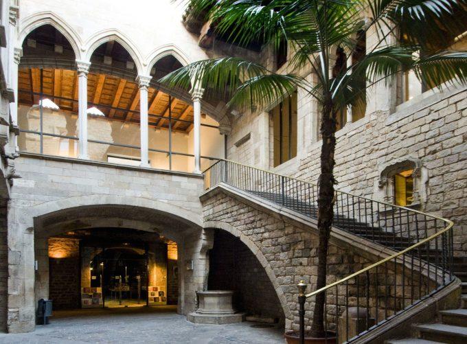 Muzeul Picasso din Barcelona (Museu Picasso), primul din lume dedicat artistului plastic spaniol Pablo Picasso