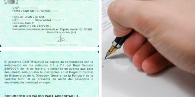 NIE Spania - Ce este și cum se obțineNúmero de Identidad de Extranjero