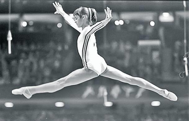 Nadia Comaneci - ícono de la gimnasia olímpica - 36 años de su retiro