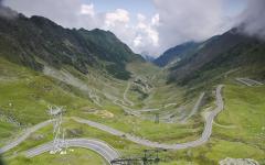National Geographic: La carretera Transfagarasan en Rumania, una carretera única en el mundo
