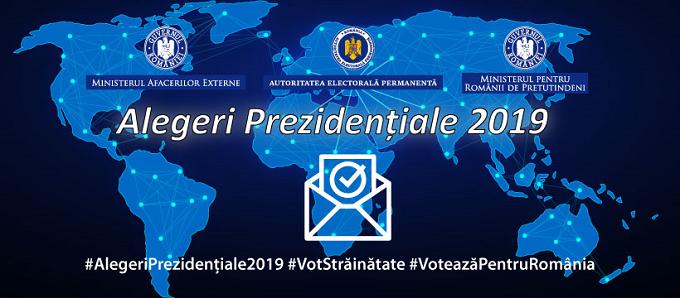Noi informații privind alegerile pentru Președintele României din luna noiembrie 2019