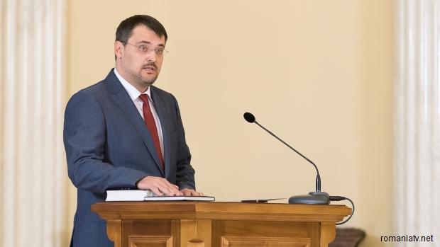 Noul ministru al Fondurilor Europene, Cristian Ghinea: Fondurile europene sunt o șansă de modernizare pentru România