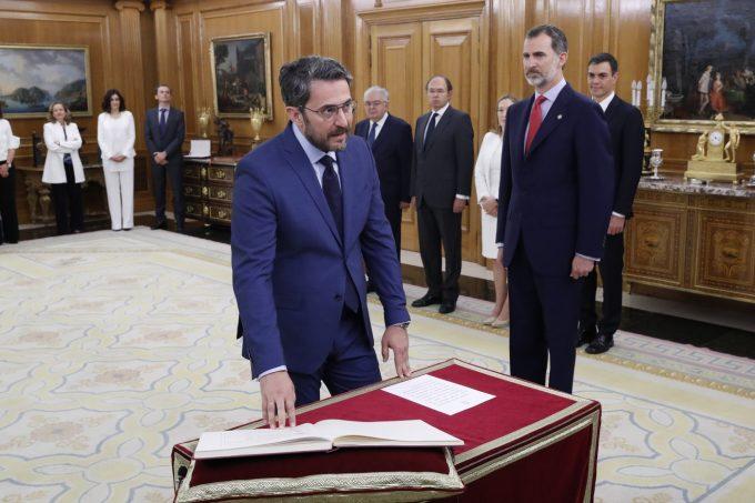 Noul ministru spaniol al Sporturilor dă asigurări că nu detestă acest domeniu de activitate