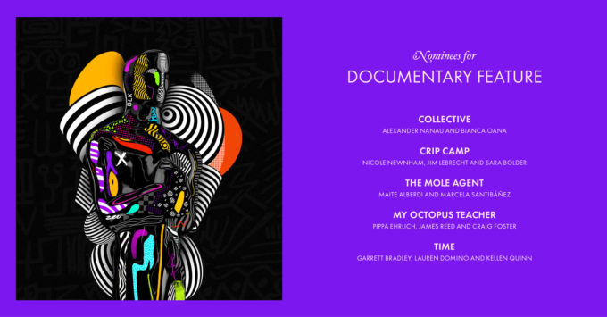 OSCAR 2021: ''colectiv'', nominalizat la categoriile ''cel mai bun documentar'' şi ''cel mai bun lungmetraj internaţional''