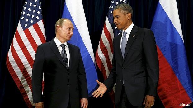 Obama, sobre la guerra en Siria: «No se trata de un concurso entre Putin y yo»