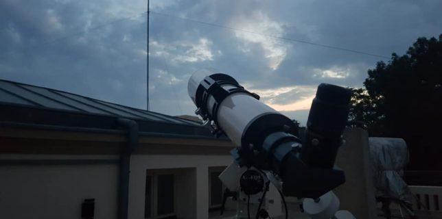 Observatorul Astronomic: Eclipsă parţială de Soare pe 10 iunie; este vizibilă în jumătatea nordică a ţării
