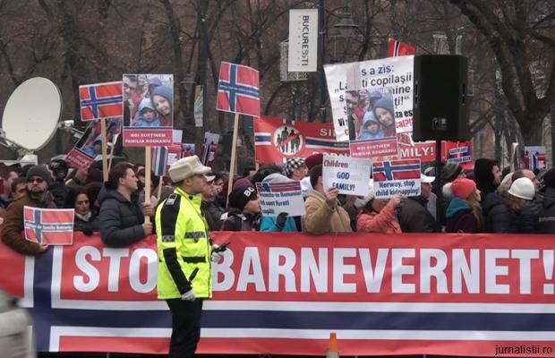 Ombudsman-ul Parlamentar din Regatul Norvegiei precizează că nu există motive pentru a investiga cazul Bodnariu