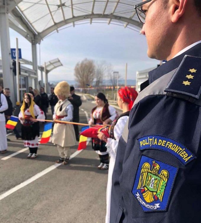 Operaţionalizarea unui nou punct de trecere a frontierei la graniţa cu Serbia
