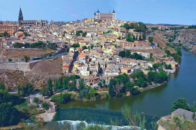 PATRIMONIUL MONDIAL UNESCO: Oraşul istoric din Toledo (Spania)