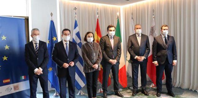 Pact UE privind migraţia: Cipru, Spania, Grecia, Italia şi Malta doresc să elaboreze ''propuneri comune''