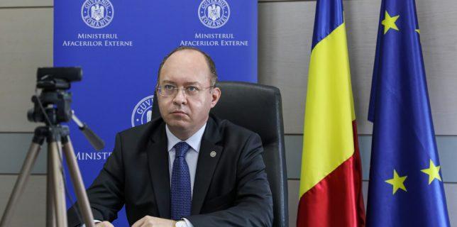 Parlamentare2020 Aurescu Până în prezent există propuneri pentru înfiinţarea a peste 600 de secţii de votare în străinătate