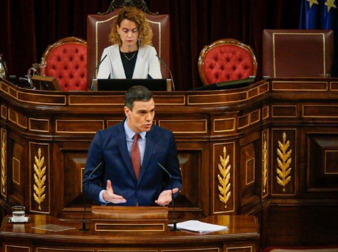 Parlamentul spaniol a votat prelungirea stării de alertă până la 21 iunie