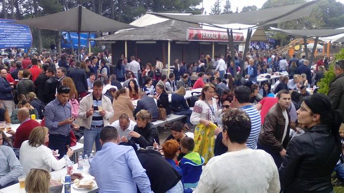 Participación de la Embajada de Rumanía en el Día de la Comunidad Rumana de Aragón