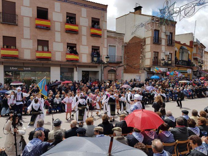 """Participare la cea de-a LXII-a ediție a """"Sărbătorii Măslinului"""" (Fiesta del Olivo) 2018 din localitatea Mora (provincia Toledo)"""
