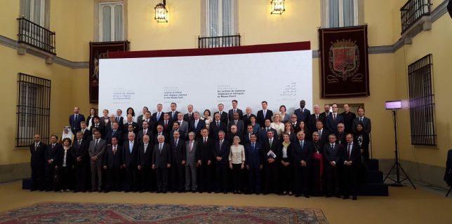 Participarea României la Conferinţa internaţională de la Madrid privind violenţa etnică şi religioasă în Orientul Mijlociu