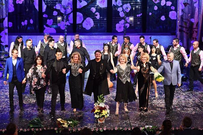 Paul Surugiu - Fuego pune în valoare marii artiști ai muzicii ușoare românești, într-un spectacol de excepție